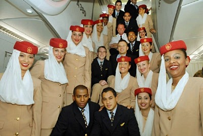 August 2012 Emirates Cabin Crew Open Days Cabin Crew