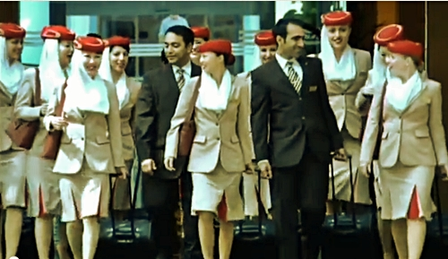 Emirates Cabin Crew Career Recruitment Video Cabin Crew