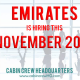 emirates cabin crew november 2014