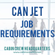 canjet job requirements