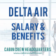 delta air salary and benefits