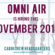 omni air cabin crew hiring november 2014