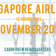 singapore airlines cabin crew hiring november 2014