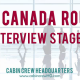 air canada rouge interview stages