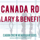 air canada rouge salary and benefits
