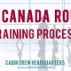 air canada rouge training process