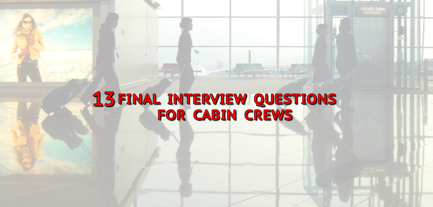 Final Interview Stage for Cabin Crews | Cabin Crew Headquarters