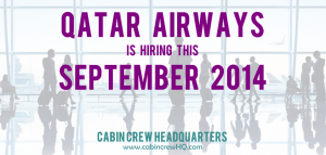 qatar airways september 2014