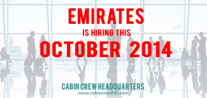 emirates hiring october 2014