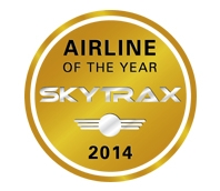 skytrax 2014 airline of the year