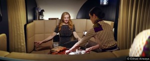 nicole kidman is the new face of etihad airways