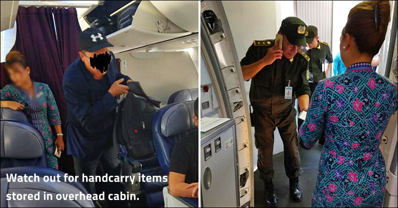 malaysia airlines flight thieves nabbed