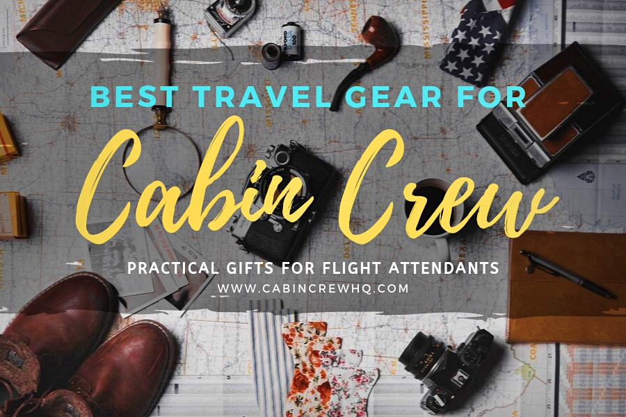 must have travel gear flight attendants